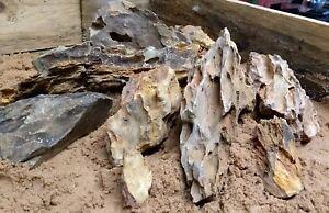 Stone-Rock-Decoracion-Acuario-Natural-De-Dragon-Pescado-Tanque-Tanque-de-camaron-3-kg
