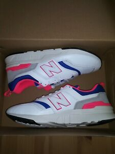 New-Balance-997-Sneakers-Miami-Vice-Pink-Blue-Men-039-s-Shoes-Size-10-CM997HAJ-New