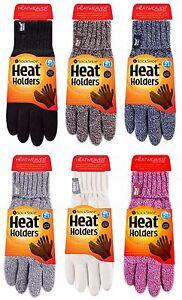 1 Pair Ladies GENUINE Heat Holder Heatweaver Thermal GLOVES TOG 2.3 Cream M//L