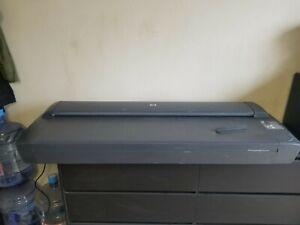 HP-Designjet-4500-Large-Format-42-034-Color-Document-Scanner-FOR-PARTS-TESTED-ON