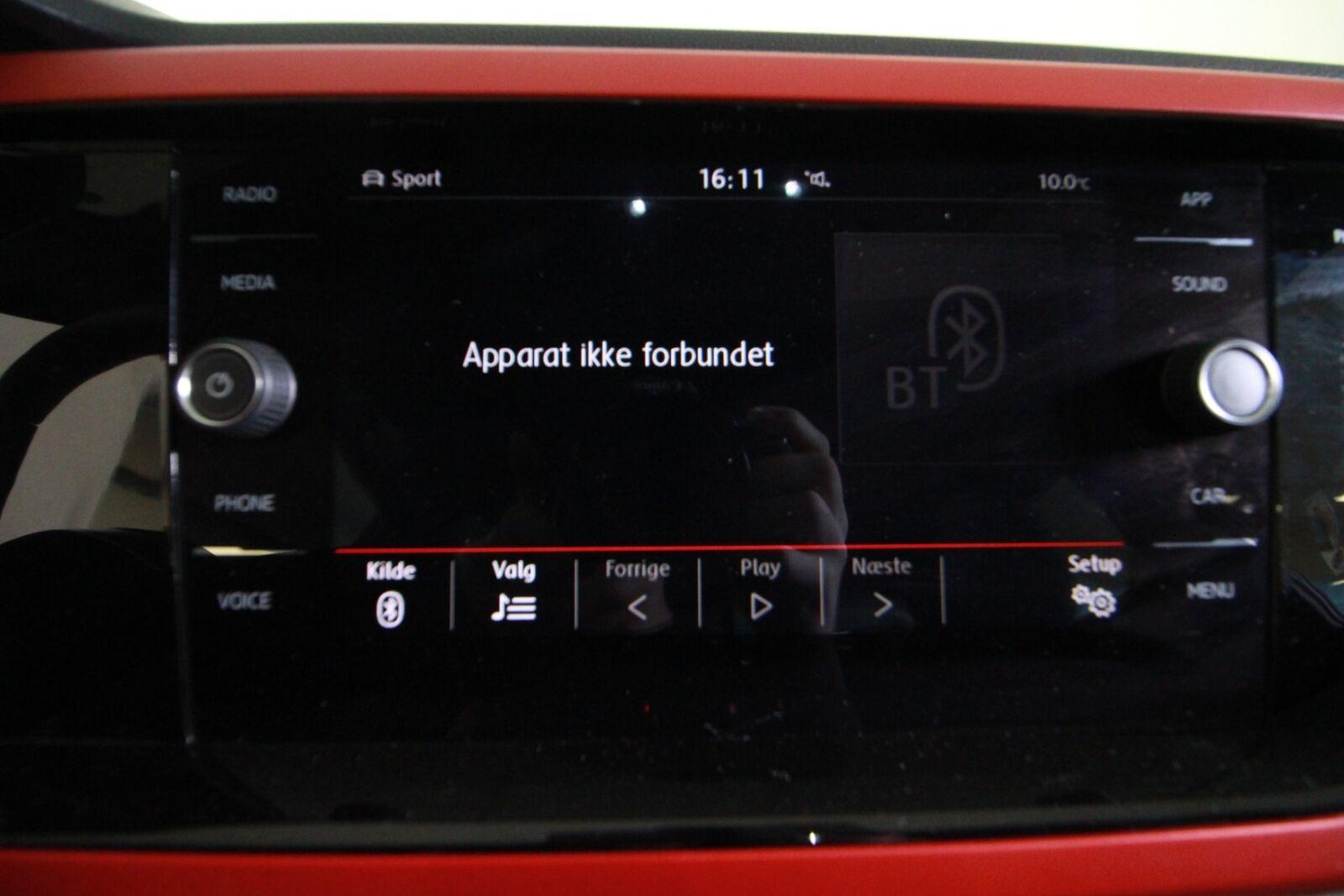VW Polo GTi+ DSG