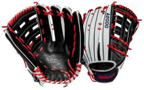 "Wilson  A2000 SP135 13.5/"" Slowpitch Softball Glove LHT"
