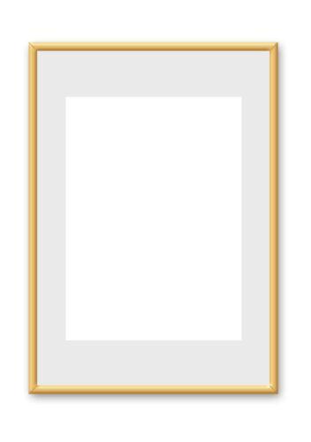 Aluminium Frame Poster Frame Photo Frames Silver Black Gold White Red 60X80