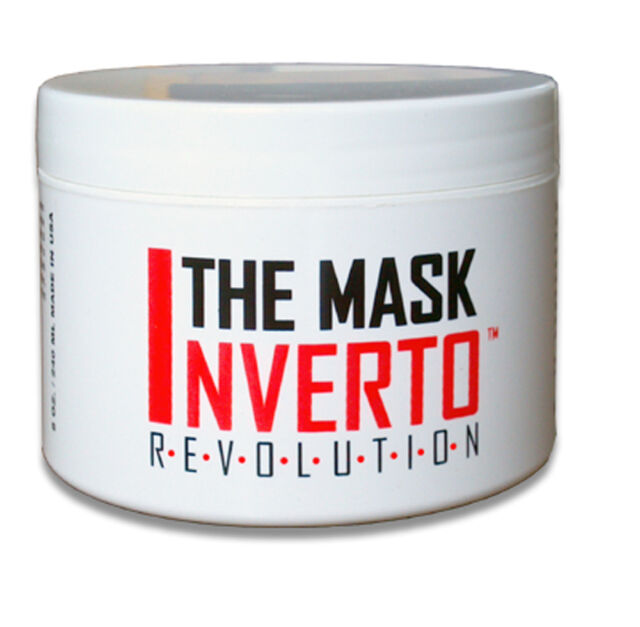 Inverto Keratin Hair Mask for Instant Damage Repair, Remove Frizz, Smooth Shiny