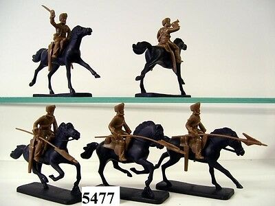 Indian Army Cavalry Armies In Plastic 5477 Figures//Wargaming kit Any Reg
