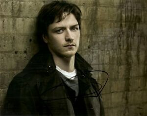 James-McAvoy-Autographed-Signed-8x10-Photo-COA