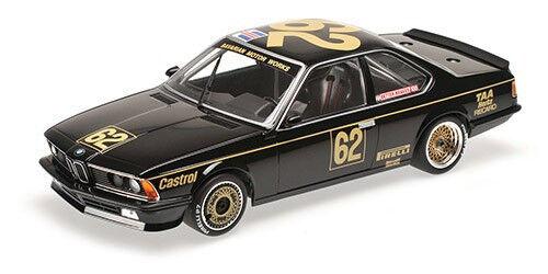 1:18 Minichamps - 1985 ATCC - BMW 635 CSI - JPS Team BMW - Jim Richards