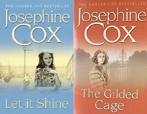 Josephine-Cox-2-Livre-Ensemble-Tout-Neuf-Livraison-Gratuite-Ru