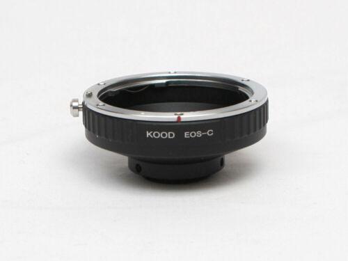 Kood C-Mount To Canon EOS  Adapter