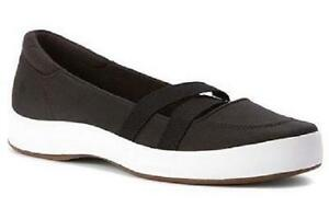 NEW-Women-039-s-GRASSHOPPERS-JUNIPER-BLACK-Loafers-Casual-EF52803-Shoes-SZ-7