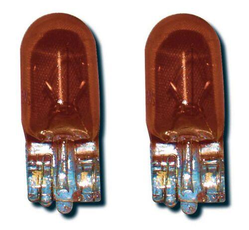 CRYSTAL BLACK 94-00 00-03 SIDE REPEATER INDICATORS TOYOTA RAV4 MK1 /& MK2
