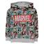 Sweat-a-capuche-Avengers-garcon-de-marque-Marvel-du-2-au-12-ans miniature 2