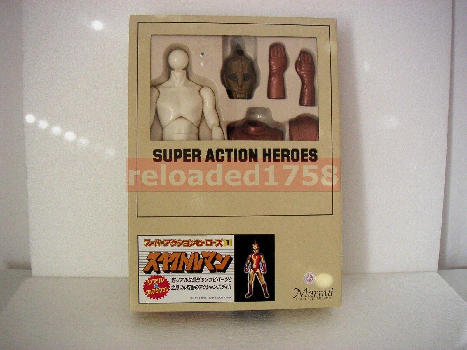 1/6 SPECTREMAN MARMIT SAH 30 CM. 12   HOT SUPER ACTION HEROES DX 1993 TOYS