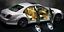 2X VAUXHALL ASTRA//ASTRA-GTC porte Ghost Laser Projecteur Logo de COURTOISIE lumière DEL