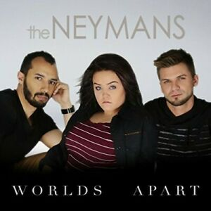Neymans - Worlds Apart - EP [New CD] Extended Play