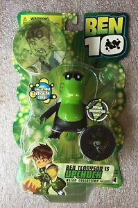 Ben 10 Alien Collection Series 1 Upchuck Action Figure