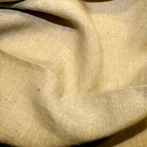 145 cm wide Pure Irish yellow linen fabric for dress,suit