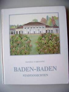 Baden-Baden Stadtansichten 1987 - Eggenstein-Leopoldshafen, Deutschland - Baden-Baden Stadtansichten 1987 - Eggenstein-Leopoldshafen, Deutschland