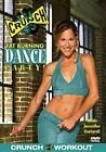 Crunch Fat Burning Dance Party 0013131280197 With Kendall Hogan DVD Region 1