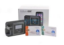 Iridium GO! 9560 Satellite Terminal with Wi-Fi Hotspot with FREE SIM Cards