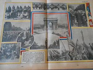 Les-14-juillet-a-Paris-place-concorde-defile-armee-images-Print-1935