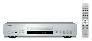YAMAHA CD-S300 Single Disc CD Player - Silver
