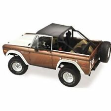 Bestop 52542-01 Bikini Tops Traditional Style Black fits 1966-1977 Ford Bronco