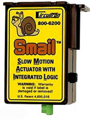 Circuitron HO Smail Tortoise DCC Equipped 6Pk  Free Shipping!