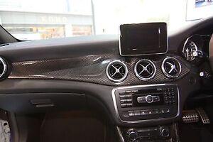 Lovely Image Is Loading Carbon Fibre Interior Cover Fit Benz CLA45 CLA250