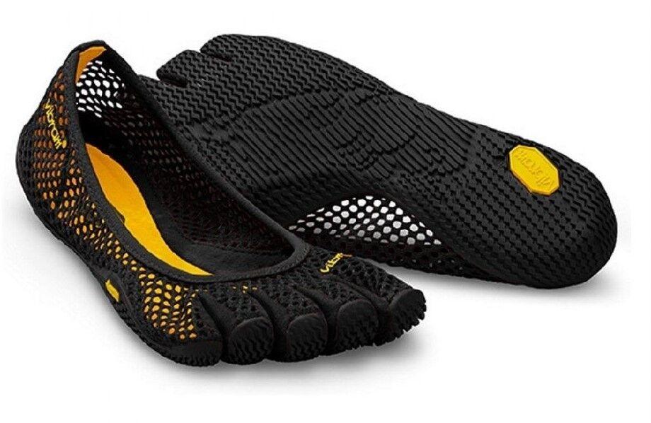 VIBRAM FIVEFINGERS VI-B BLACK 38-42 Damenschuhe CASUAL FIVE FINGERS Schuhe 38-42 BLACK NEW 574d45