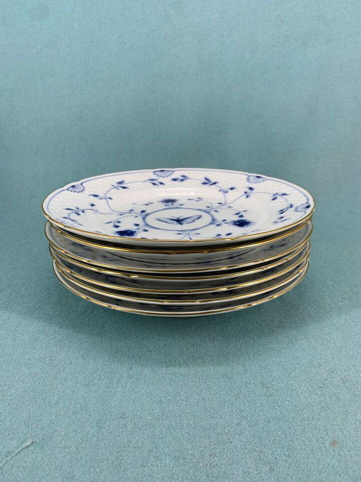 Porcelæn, tallerkner