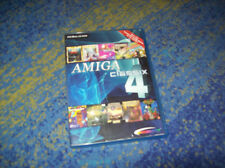 Amiga Classix 4 PC über 200 Amiga Spiele für den PC TOP