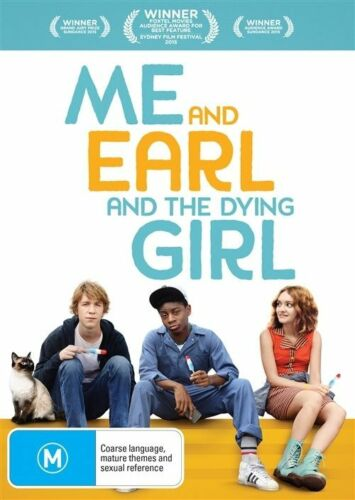 1 of 1 - Me And Earl And The Dying Girl (DVD, 2016) // Brand New