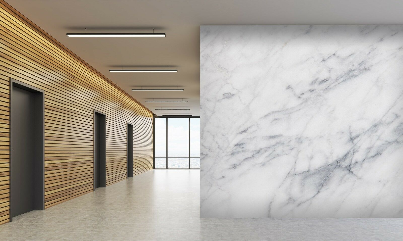 3D Light Farbe Slate 74 Texture Tiles Marble Wall Paper Decal Wallpaper Mural AJ