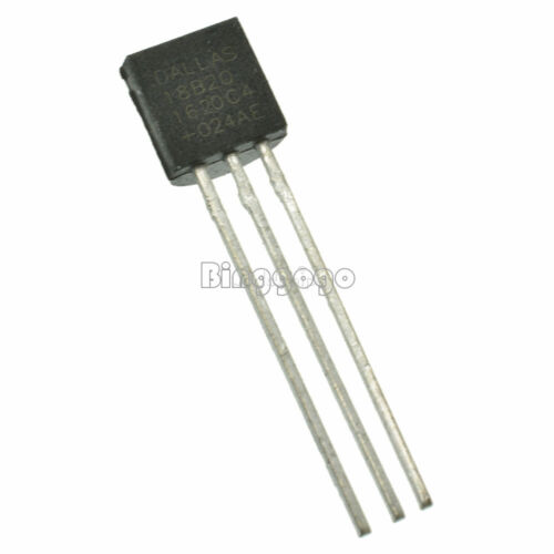 DS18B20 TO-92 Temperature Sensor Dallas Thermometer Temperature Sensor
