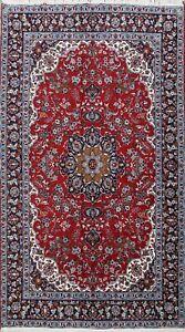 6x9 Floral Traditional Turkish Oriental Area Rug Wool & Acrylic Heat-set Carpet