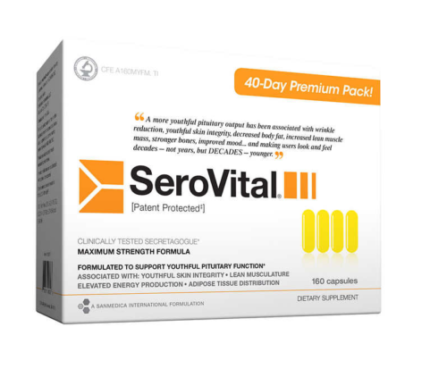 SeroVital-Dietary-Supplement-160-count-40-days-NEW-AUTHENTIC-FREE-SHIP-EXP-2022
