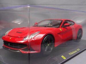 Ferrari-Collection-F12-Berlinetta-1-24-Scale-Box-Mini-Car-Display-Diecast-vol-4