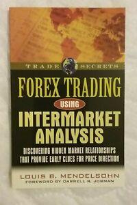 Forex trading using intermarket analysis louis b mendelsohn