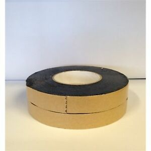Consolidated Alloys BUTYL RUBBER DOUBLE SIDED TAPE for Rough Surfaces 48mm 15m