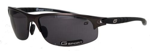 Gargoyles Sunglasses G Sport 14 Dark Gunmetal Smoke new