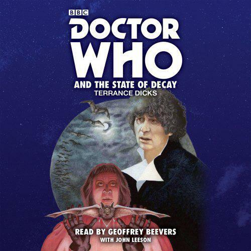 Doctor Who Et The State Of Decay : A 4th Novelisation ( Dr ) Par Dicks