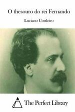 O Thesouro Do Rei Fernando by Luciano Cordeiro (2015, Paperback)