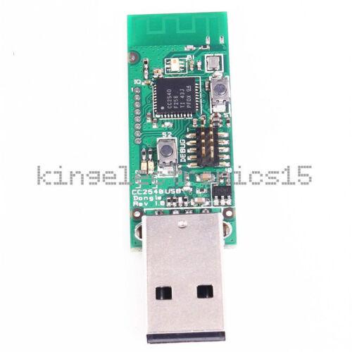 CC2540 CC2531 Sniffer Protocol Analyzer USB Dongle/&BTool Downloader for Zigbee