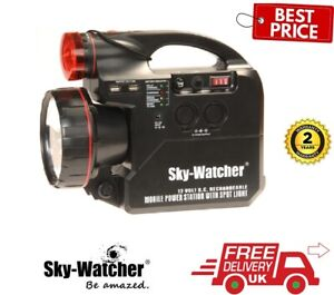 SkyWatcher-7Ah-Rechargeable-12v-Power-Supply-Tank-UK-Stock