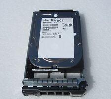 "Fujitsu 300GB SAS 3.5"" 15K Hard Drive MBA3300RC  for DELL PowerEdge R series"