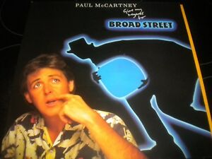 PAUL-McCARTNEY-GIVE-MY-REGARDS-TO-BROADWAY-Street-VINYL-RECORD-LP-album