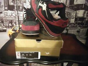 2418b30374da0 2007 Nike SB P Rod Paul Rodriguez 2 Zoom Air Black Varsity Red ...