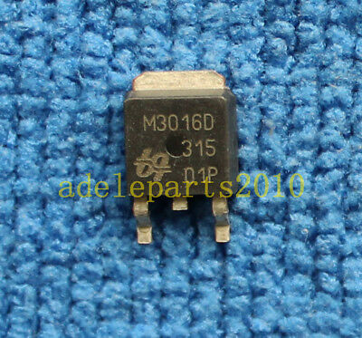 3PCS BTS118D BTS118 TO-252 MOS circuit protection IC