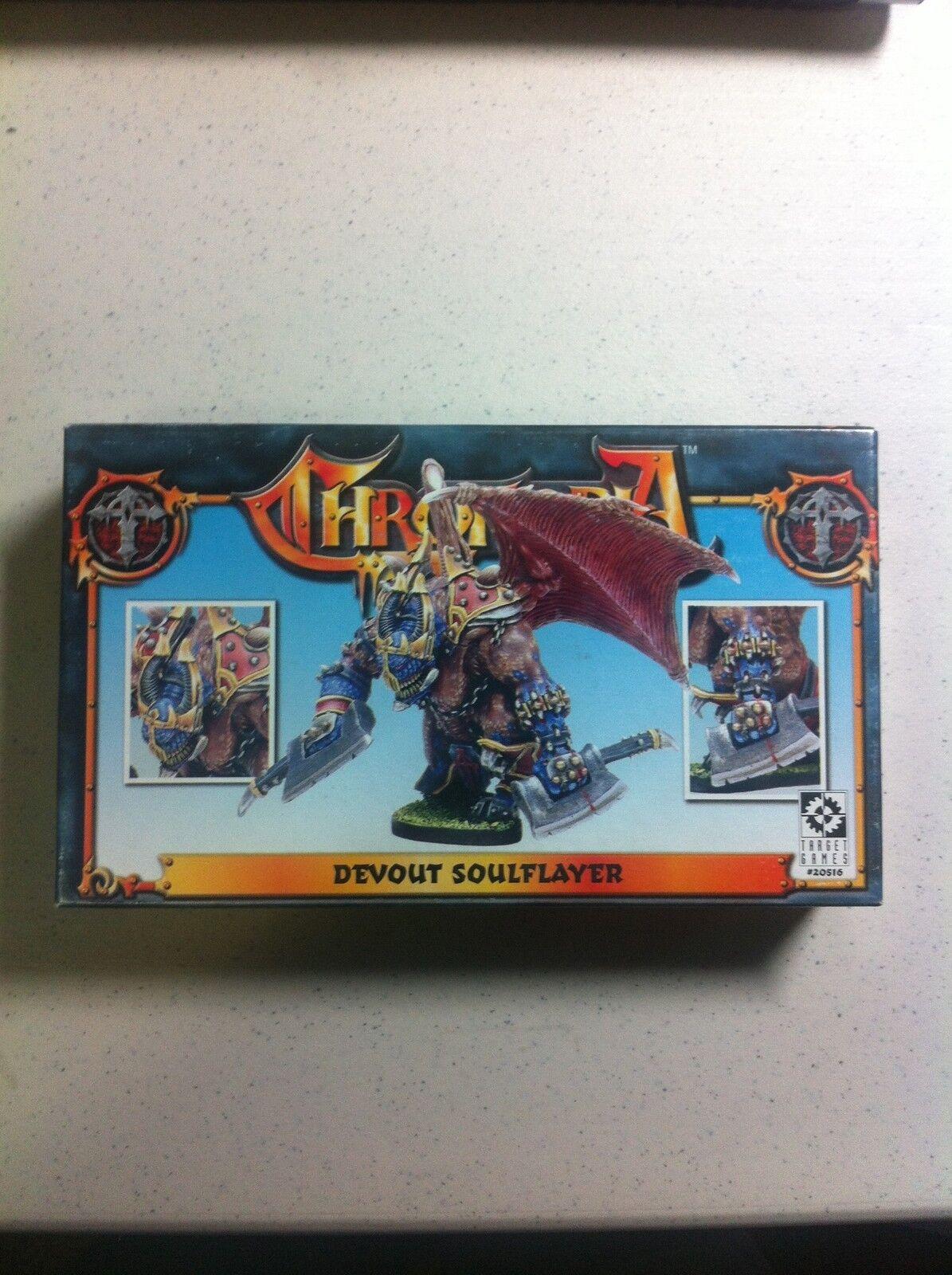 Target Games  Chronopia Devout Soulflayer OOP  Box set  Metal